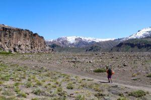 Chile: las Chilcas & Valle de los Cóndores