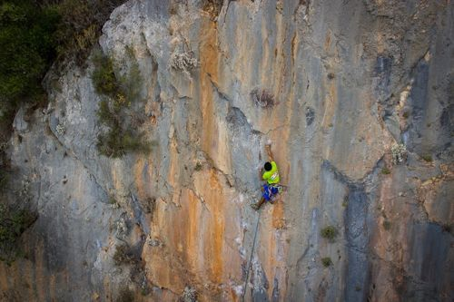 a nice little movie from the final part of -14's Petzl Roctrip in Turkey.